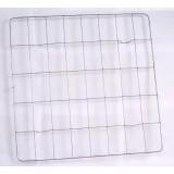 Решетка металлическая гусиная для инкубатора БИ на 77 яиц (40 ячеек)