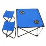 Стол складной с двумя стульями (в сумке) Ирит IRG-521