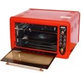 Мини-печь AKEL AF-720 красная