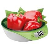Весы кухонные Centek CT-2454 (бел/салат)