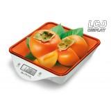 Весы кухонные Centek CT-2455 (бел/оранж)