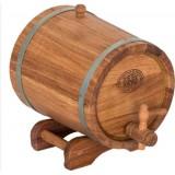 Жбан дубовый Бонпос 10 литров (с краном на подставке)