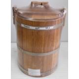 Кадка из дуба Бонпос 30 литров