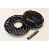 Сковорода гриль-газ D-518 (эмалированное покрытие)