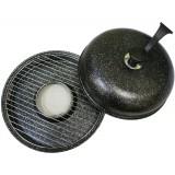 Сковорода гриль-газ D-509 (мраморное покрытие)