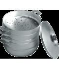 Мантоварка Калитва 18063 (алюминиевая, 6 литров)