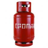 Баллон газовый 27 литров г. Новогрудок (с баллонным вентилем)